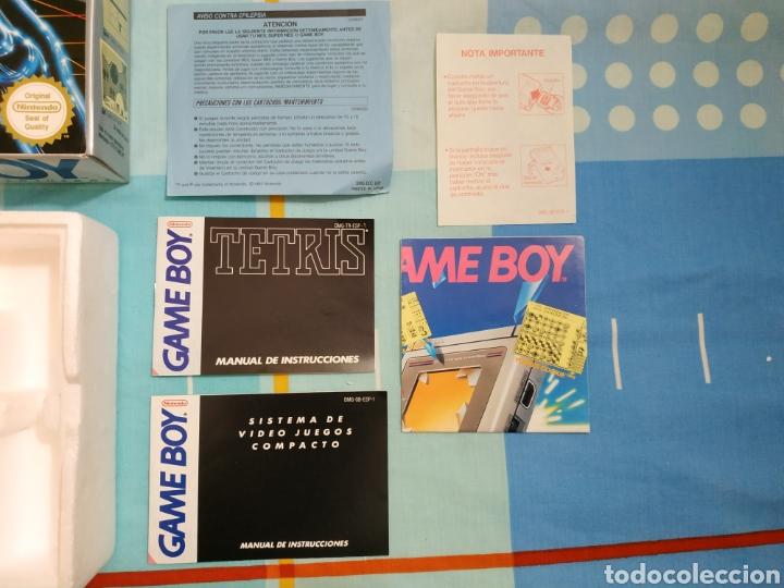 Videojuegos y Consolas: Consola Nintendo Gameboy Game Boy Clasica - Foto 2 - 175720985
