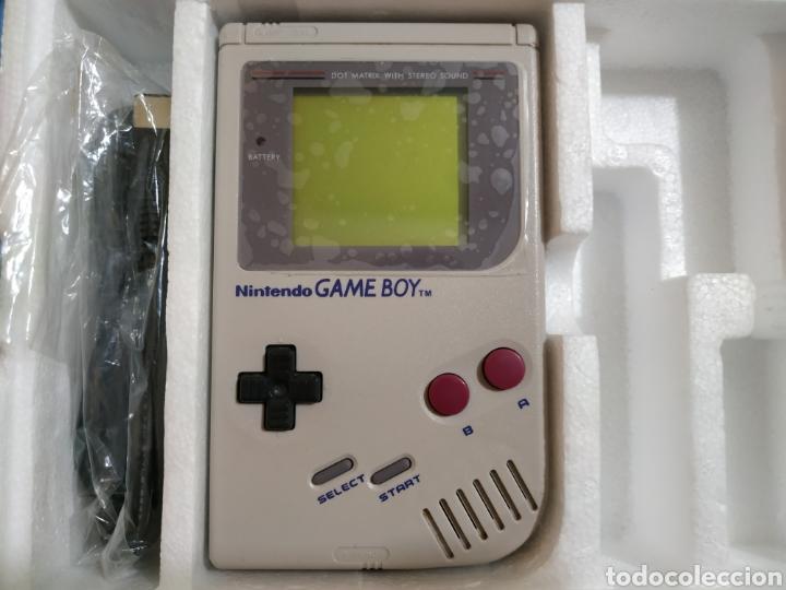 Videojuegos y Consolas: Consola Nintendo Gameboy Game Boy Clasica - Foto 3 - 175720985