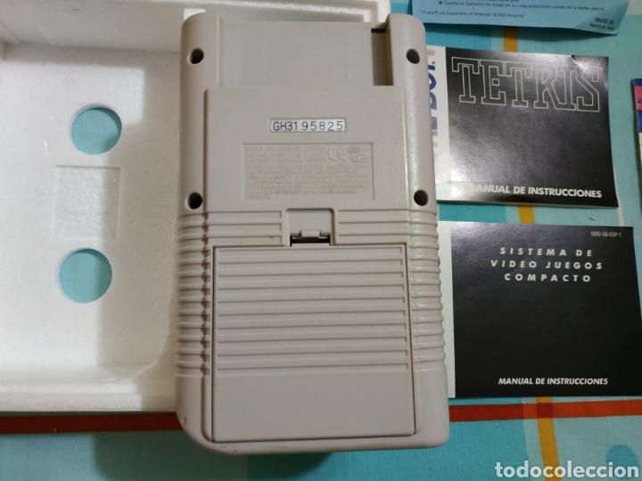 Videojuegos y Consolas: Consola Nintendo Gameboy Game Boy Clasica - Foto 4 - 175720985