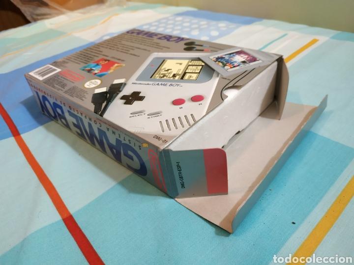Videojuegos y Consolas: Consola Nintendo Gameboy Game Boy Clasica - Foto 10 - 175720985