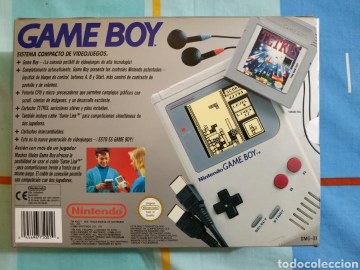 Videojuegos y Consolas: Consola Nintendo Gameboy Game Boy Clasica - Foto 12 - 175720985
