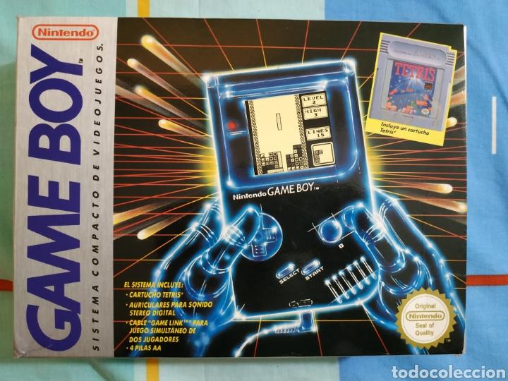 Videojuegos y Consolas: Consola Nintendo Gameboy Game Boy Clasica - Foto 13 - 175720985
