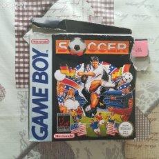 Videojuegos y Consolas: SOCCER GAME BOY. Lote 175783733