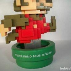 Videojuegos y Consolas: AMIIBO SUPER MARIO 30 ANIVERSARIO PIXELADA. Lote 49854799