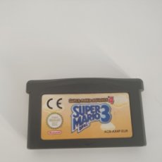 Videojuegos y Consolas: SÚPER MARIO BROS 3 4 ADVANCE GAME BOY GBA GAMEBOY. Lote 176139865