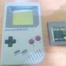 Videojuegos y Consolas: CONSOLA GAMEBOY NINTENDO GAME BOY. Lote 176227220
