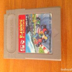 Videojuegos y Consolas: F1 RACE GAMEBOY. Lote 176511259