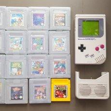 Videojuegos y Consolas: GAME BOY CÁSICA TM. Lote 177130425
