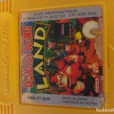 Videojuegos y Consolas: DONKEY KONG LAND GAMEBOY GB NINTENDO . Lote 177711347