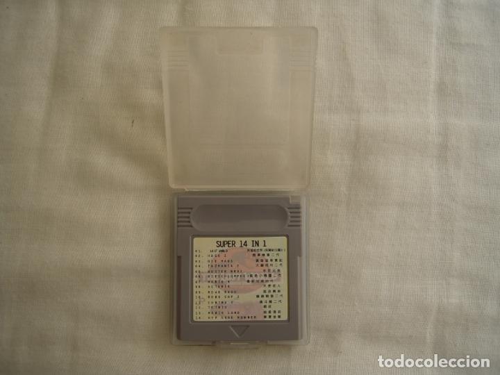SUPER 14 IN 1 - 14 JUEGOS DE LA GAME BOY DE NINTENDO (Juguetes - Videojuegos y Consolas - Nintendo - GameBoy)