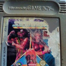 Videojuegos y Consolas: JUEGO DE GAMEBOY WWF SUPERSTAR. Lote 178605248