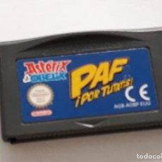 Videojuegos y Consolas: NINTENDO ASTERIX OBELIX, JUEGO PARA GAME BOY ADVANCE. Lote 178883205
