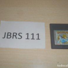 Videojuegos y Consolas: GAMEBOY - POKEMON EDICION PLATA , PAL ESPAÑOL , CLONICO , SOLO CARTUCHO. Lote 178906547