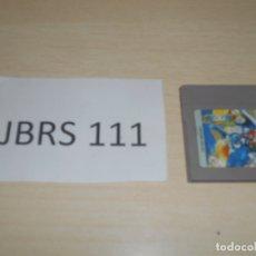 Videojuegos y Consolas: GAMEBOY - ROCKMAN 99 , PAL ESPAÑOL , CLONICO , SOLO CARTUCHO. Lote 178906576