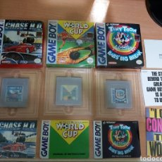 Videojuegos y Consolas: JUEGOS GAMEBOY NINTENDO GAME BOY. Lote 178987777