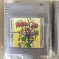 Videojuegos y Consolas: JUEGO GAMEBOY MARIO & YOSHI - PAL EUR - GAME BOY VIDEOJUEGO NINTENDO. Lote 179018043