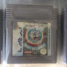 Videojuegos y Consolas: JUEGO GAMEBOY TINY TOONS BAB'S BIG BREAK - PAL NOE - GAME BOY VIDEOJUEGO NINTENDO. Lote 179018200