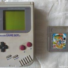 Videojuegos y Consolas: CONSOLA NINTENDO GAMEBOY GAME BOY CON JUEGO MARIO LAND 2. Lote 179032860