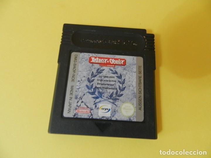 JUEGO NINTENDO GAMEBOY ASTERIX Y OBELIX (Juguetes - Videojuegos y Consolas - Nintendo - GameBoy)