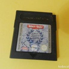 Videojuegos y Consolas: JUEGO NINTENDO GAMEBOY ASTERIX Y OBELIX. Lote 180027942