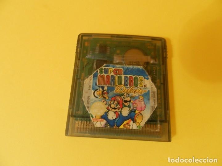 JUEGO NINTENDO GAMEBOY SUPER MARIO BROS (Juguetes - Videojuegos y Consolas - Nintendo - GameBoy)