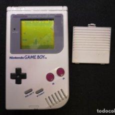 Videojuegos y Consolas: NINTENDO GAME BOY CLASSIC 1 MODELO DMG-01 NO - NEGOCIABLE-. Lote 180033251