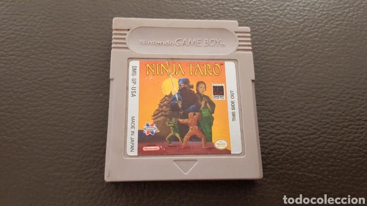 JUEGO NINTENDO GAMEBOY NINJA TARO (Juguetes - Videojuegos y Consolas - Nintendo - GameBoy)