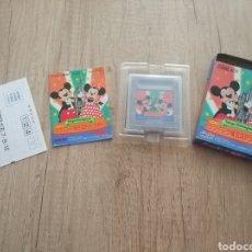 Videojuegos y Consolas: MICKEY MOUSSE DISNEY GAMEBOY COMPLETO. Lote 180275098