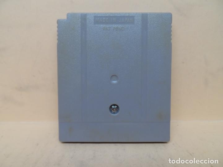 Videojuegos y Consolas: GAMEBOY DR. FRANKEN PAL ESP - Foto 2 - 180313830