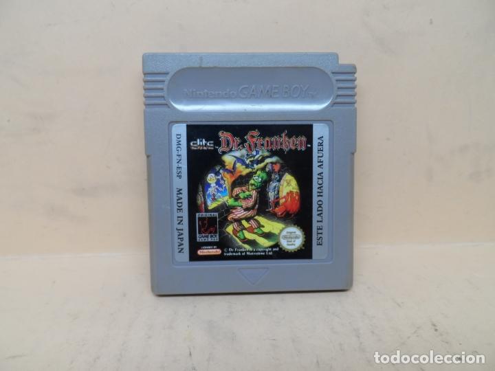 GAMEBOY DR. FRANKEN PAL ESP (Juguetes - Videojuegos y Consolas - Nintendo - GameBoy)