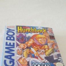 Videojuegos y Consolas: SUPER HUNCHBACK ESPAÑOLIZADO GAME BOY. Lote 180328497