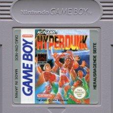 Videojuegos y Consolas: GAME BOY HYPERDUNK . Lote 180506093