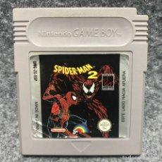 Videojuegos y Consolas: SPIDERMAN 2 NINTENDO GAME BOY GB. Lote 181009302