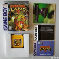 Videojuegos y Consolas: DONKEY KONG LAND 2 GAME BOY GAMEBOY. Lote 181110771