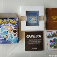 Videojuegos y Consolas: POKEMON AZUL GAME BOY GAMEBOY. Lote 181110938