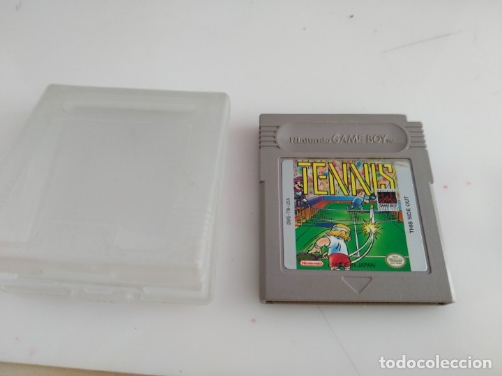 JUEGO PARA NINTENDO GAME BOY TENNIS (Juguetes - Videojuegos y Consolas - Nintendo - GameBoy)