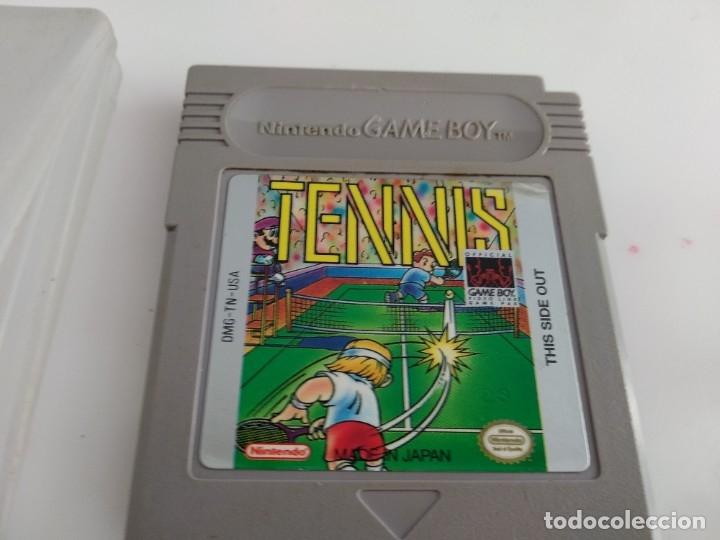 Videojuegos y Consolas: JUEGO PARA NINTENDO GAME BOY TENNIS - Foto 2 - 181498926