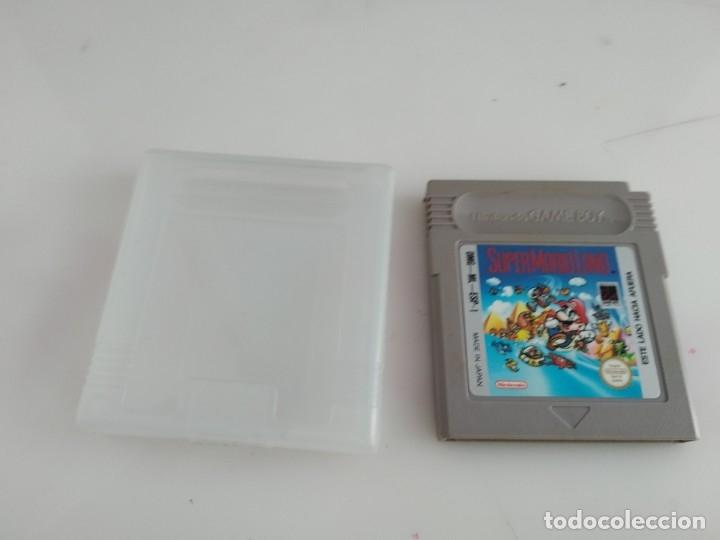 JUEGO PARA NINTENDO GAME BOY SUPER MARIO LAND (Juguetes - Videojuegos y Consolas - Nintendo - GameBoy)