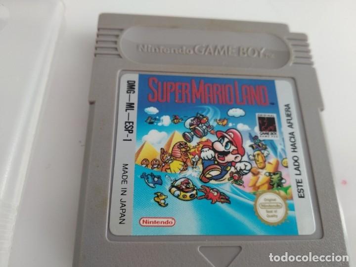 Videojuegos y Consolas: JUEGO PARA NINTENDO GAME BOY SUPER MARIO LAND - Foto 2 - 181499278