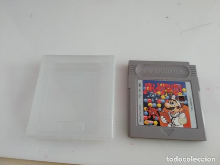JUEGO PARA NINTENDO GAME BOY DOCTOR MARIO (Juguetes - Videojuegos y Consolas - Nintendo - GameBoy)