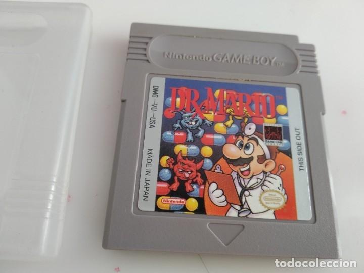 Videojuegos y Consolas: JUEGO PARA NINTENDO GAME BOY DOCTOR MARIO - Foto 2 - 181499537