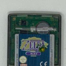Videojuegos y Consolas: THE LEGEND OF ZELDA ORACLE OF AGES NINTENDO GAMEBOY. Lote 181593228