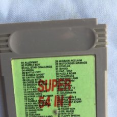 Videojuegos y Consolas: SUPER 54 IN 1. Lote 182370985