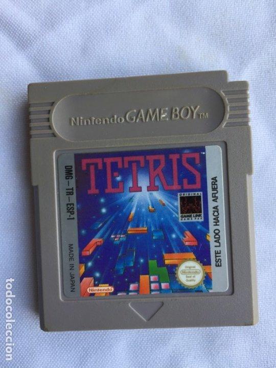 TETRIS (Juguetes - Videojuegos y Consolas - Nintendo - GameBoy)
