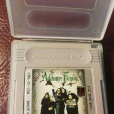 Videojuegos y Consolas: JUEGOFAMILY ADDAMS-DMG-AF.USA. Lote 182402658