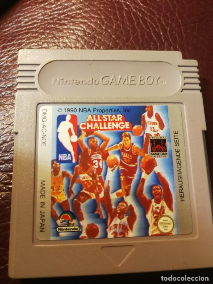 JUEGO ALL-STAR CHALLENGE-DMG AC-NOE (Juguetes - Videojuegos y Consolas - Nintendo - GameBoy)