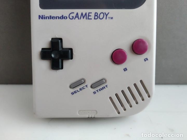 Videojuegos y Consolas: ANTIGUA NINTENDO GAME BOY la primera la tocha + juego - Foto 2 - 182484998