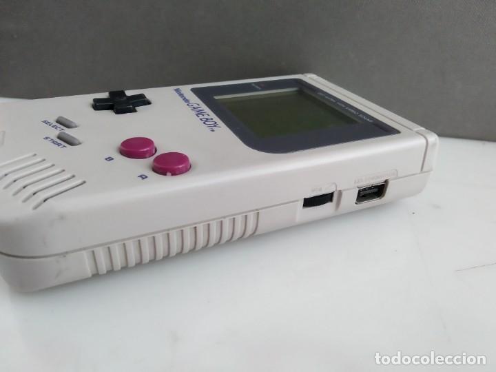 Videojuegos y Consolas: ANTIGUA NINTENDO GAME BOY la primera la tocha + juego - Foto 4 - 182484998