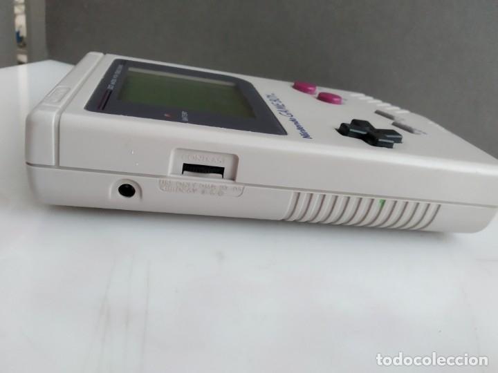 Videojuegos y Consolas: ANTIGUA NINTENDO GAME BOY la primera la tocha + juego - Foto 6 - 182484998