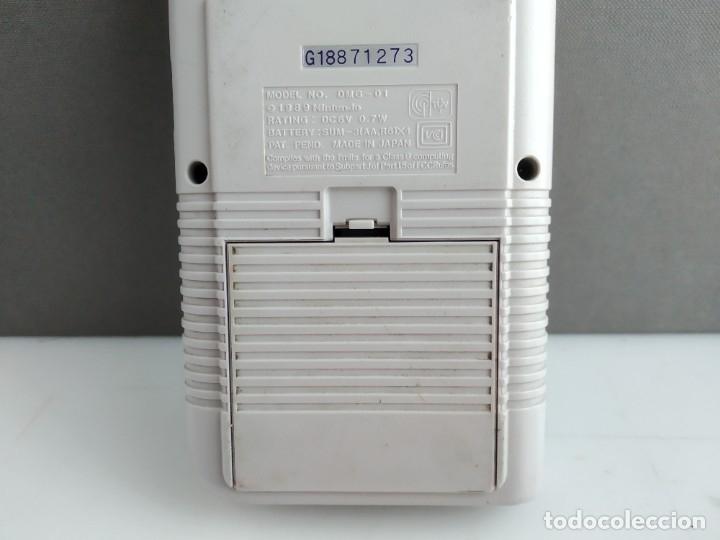 Videojuegos y Consolas: ANTIGUA NINTENDO GAME BOY la primera la tocha + juego - Foto 9 - 182484998
